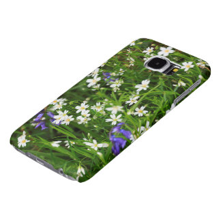 Daisies and Blue Bells Phone Case