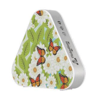 Daisies and butterflies speaker