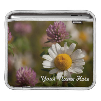Daisies and Clover; Customizable Sleeves For iPads