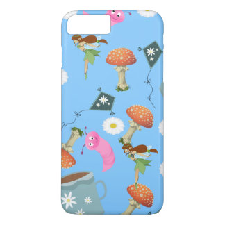 Daisies and Fairies iPhone 7 Plus Barely There Cas iPhone 8 Plus/7 Plus Case