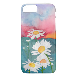 Daisies at Sunset iPhone 7 Case