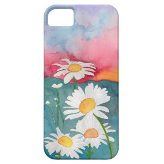 Daisies at Sunset iPhone SE/5/5s Case