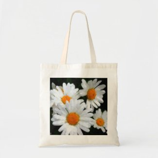Daisies zazzle_bag