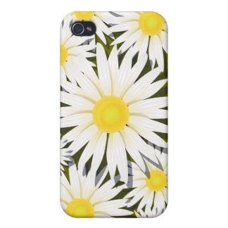 Daisies Bead iPhone 4 Covers