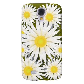 Daisies Bead Samsung Galaxy S4 Case