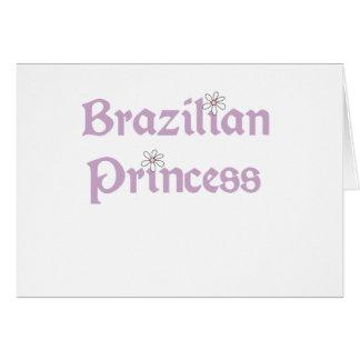 Daisies Brazilian Princess Cards