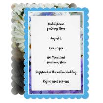Daisies Bridal Shower Summer Invitation