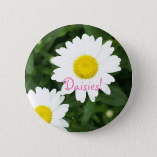 Daisies! button