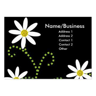 Daisies Chubby Business Card