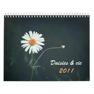 Daisies & cie 2011 calendar