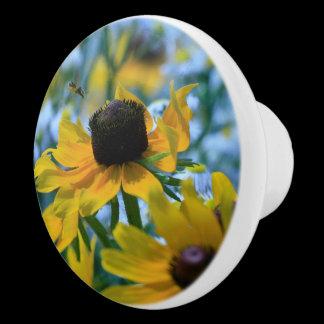 Daisies Custom Cabinet Knob /