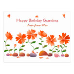Daisies Daisy happy birthday Post Card