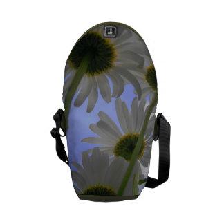 Daisies Day Mini Messenger Bag