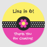 Daisies & Dots Stickers -  The LISA Collection