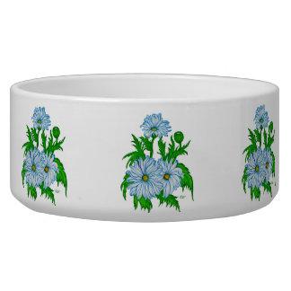 Daisies flower bowl
