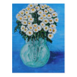Daisies for Ditte Postcard