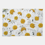 Daisies Hand Towels