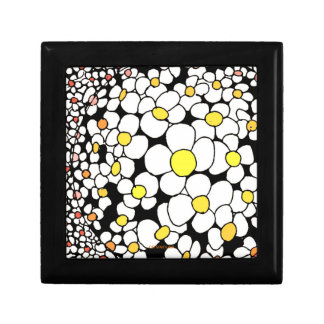 """""""DAISIES in a BUBBLE"""" by CR SINCLAIR Keepsake Boxes"""