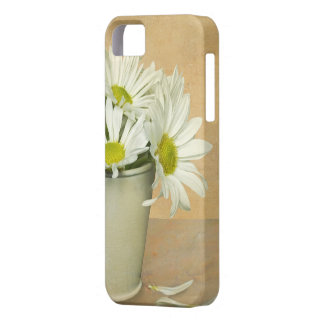 daisies in a pail iPhone SE/5/5s case