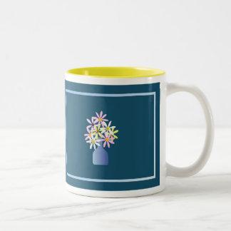 Daisies in a Vase Mug