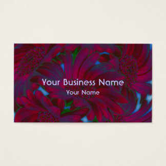 Daisies in a Whirlwind Business Card
