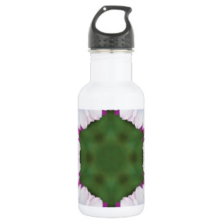 daisies-in-the-morning stainless steel water bottle