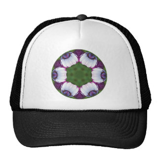 daisies-in-the-morning trucker hat
