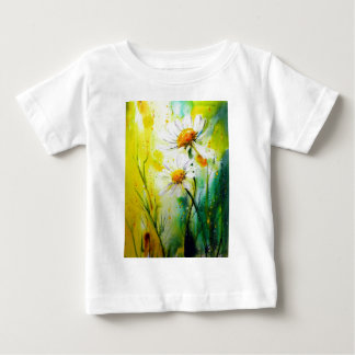 Daisies in the Summer Baby T-Shirt