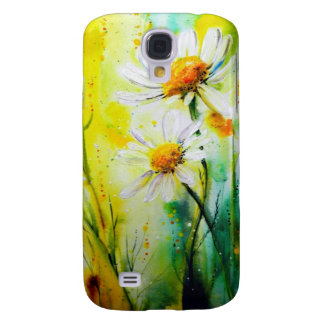 Daisies in the Summer Samsung Galaxy S4 Cover