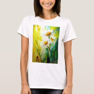 Daisies in the Summer T-Shirt