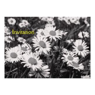 Daisies Invitation