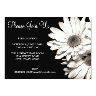 Daisies Invitations