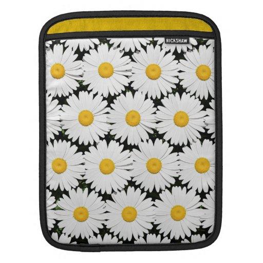 Daisies iPad Sleeve