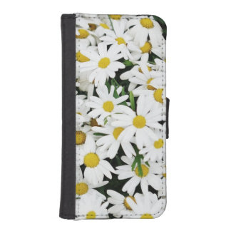 Daisies iPhone SE/5/5s Wallet Case