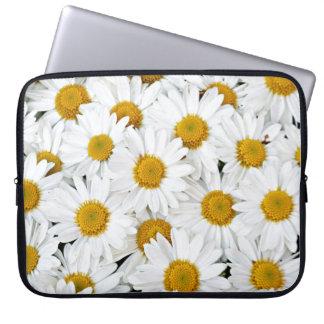 Daisies Laptop Sleeves