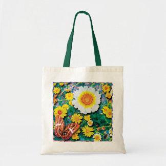 Daisies May Tote Bag