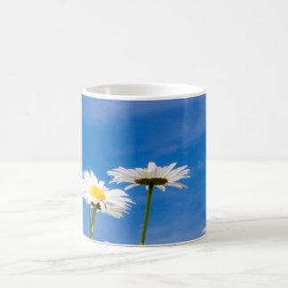 Daisies meadow coffee mug