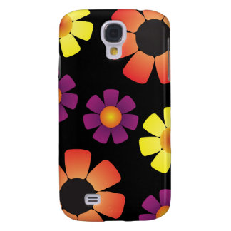 Daisies Notebook Galaxy S4 Cases