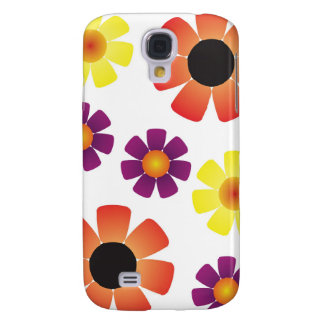 Daisies Notebook Galaxy S4 Cover