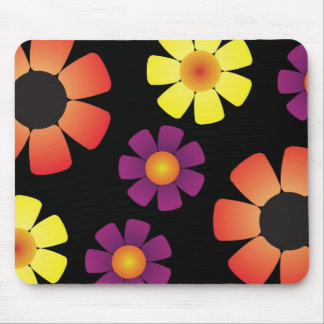 Daisies Notebook Mouse Pad