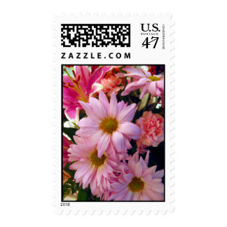 Daisies of Love_ Postage_by Elenne Boothe Postage