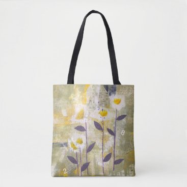 Beach Themed Daisies on Parade Tote Bag