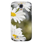 Daisies on the Side Samsung Galaxy S4 Cover