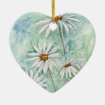 'Daisies' Ornament