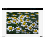 """Daisies peace sign 15"""" laptop decal"""
