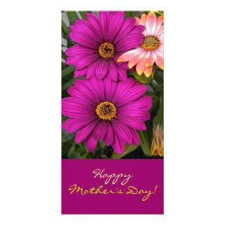 Daisies - photomap card