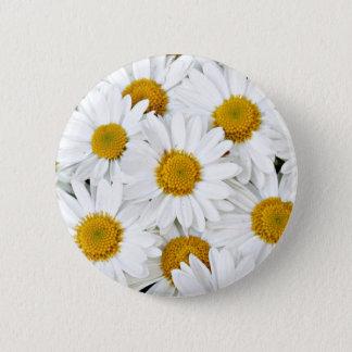 Daisies Pinback Button