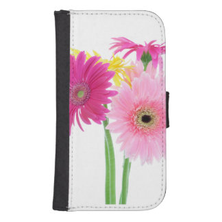 Daisies Pink Phone Wallet Case