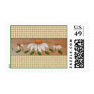 Daisies Stamps