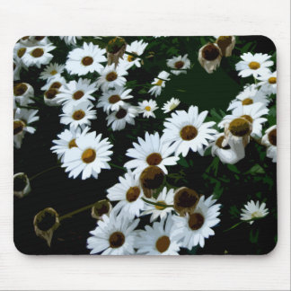Daisies Stylized I Mouse Pad